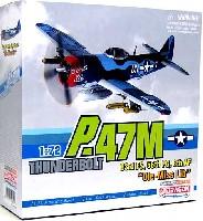 P-47M サンダーボルト オレ ミス リブ 63rd FS、56th FG、8th AF、1945