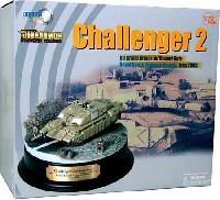 イギリス陸軍 チャレンジャー2 増加装甲型 イラク2003年