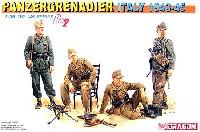 ドイツ装甲擲弾兵 イタリア 1943-45