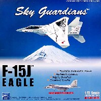 ウイッティ・ウイングス1/72 スカイ ガーディアン シリーズ (現用機)F-15J イーグル 航空自衛隊 第305飛行隊 50周年記念塗装