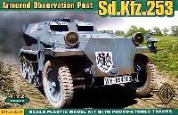 ドイツ Sd.kfz.253 装甲指揮観測車