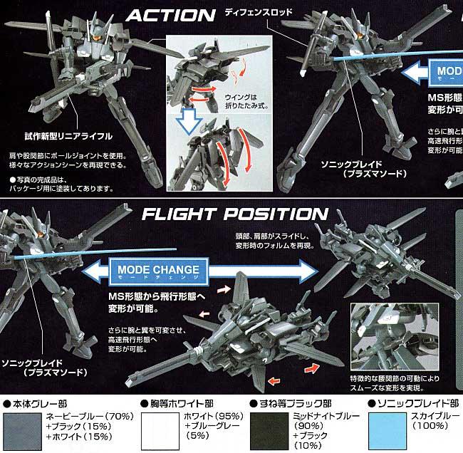 SVMS-01E グラハム専用 ユニオンフラッグ カスタムプラモデル(バンダイ1/144 HG ガンダム 00 シリーズNo.007)商品画像_1
