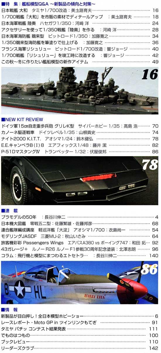 モデルアート 2008年12月号雑誌(モデルアート月刊 モデルアートNo.762)商品画像_1