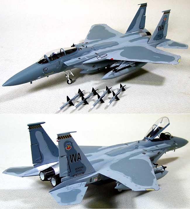 F-15 イーグル WA ウェポンスクール AF800033完成品(ウイッティ・ウイングス1/72 スカイ ガーディアン シリーズ (現用機)No.74485)商品画像_1