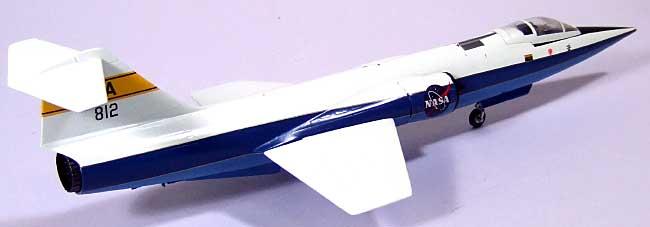 F-104G スターファイター NASA 812完成品(ウイッティ・ウイングス1/72 スカイ ガーディアン シリーズ (現用機)No.74306)商品画像_1