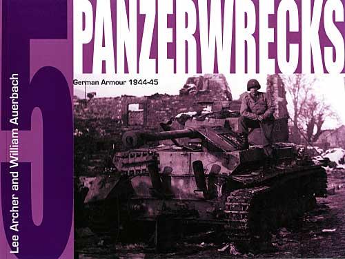 パンツァーレックス 5 (German Armour 1944-1945)本(パンツァーレックスパンツァーレックス (Panzerwrecks)No.005)商品画像