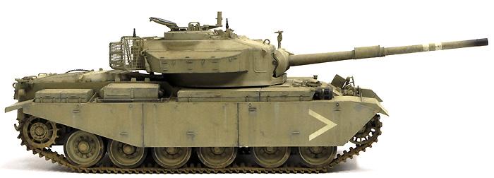 イスラエル国防軍 ショット・カル戦車 1973プラモデル(AFV CLUB1/35 AFV シリーズNo.AF35124)商品画像_3