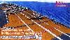 日本海軍航空母艦(翔鶴・瑞鶴型) 飛行甲板セット (後部・リフト&延長飛行甲板付)