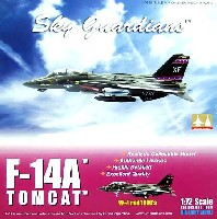 ウイッティ・ウイングス1/72 スカイ ガーディアン シリーズ (現用機)F-14A トムキャット VX-4 バンディ 1