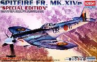 アカデミー1/48 Scale Aircraftsスピットファイア FR.Mk.14e Special Edition