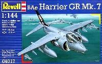 レベル1/144 飛行機Bae ハリアー GR Mk.7
