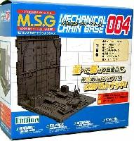 コトブキヤM.S.G メカニカルベースメカニカル・チェーンベース 004