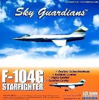 ウイッティ・ウイングス1/72 スカイ ガーディアン シリーズ (現用機)F-104G スターファイター NASA 812