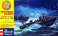 レベルShips(艦船関係モデル)PT212 魚雷艇