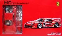 フジミ1/24 リアルスポーツカー シリーズ (SPOT)フェラーリ F40 タイサンスターカード