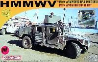 M1114ハンビー w/エア コンディショナー & M1114ハンビー w/ルーフ ガンナー プロテクションキット