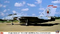 F-14B トムキャット VF-11 レッドリッパーズ 75th アニバーサリー