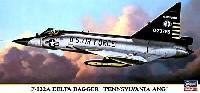 F-102A デルタダガー ペンシルバニアANG