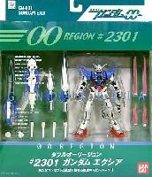 バンダイ00 リージョンGN-001 ガンダム エクシア