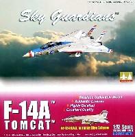 ウイッティ・ウイングス1/72 スカイ ガーディアン シリーズ (現用機)F-14A トムキャット VF-124 N.A.S. ミラマー海軍航空基地