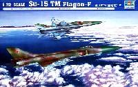 トランペッター1/72 エアクラフト プラモデルSu-15 TM フラゴンF