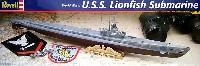 レベルShips(艦船関係モデル)U.S.S. 潜水艦 ライオンフィッシュ