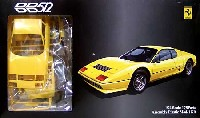 フジミ1/24 リアルスポーツカー シリーズ (SPOT)フェラーリ 512BB (イエローボディ)