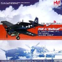 F6F-3 ヘルキャット ホワイト9 空母ヨークタウン搭載機