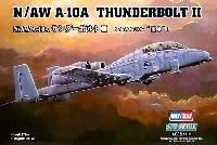 ホビーボス1/72 エアクラフト プラモデルN/AW A-10 サンダーボルト2