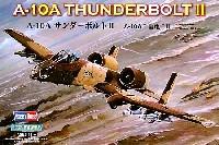 ホビーボス1/72 エアクラフト プラモデルA-10A サンダーボルト 2