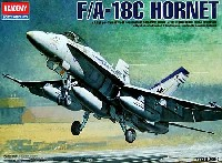 アカデミー1/72 AircraftsF/A-18C ホーネット