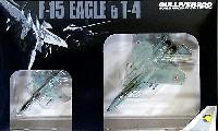 ワールド・エアクラフト・コレクション1/200スケール ダイキャストモデルシリーズF-15J イーグル / T-4 第6航空団 第306飛行隊 (小松基地/62-8874&86-5768) (2機セット)