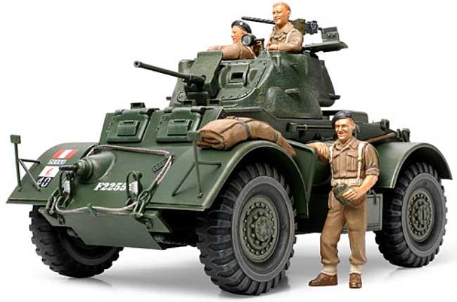 イギリス装甲車 スタッグハウンド Mk.1 (写真資料集付属)プラモデル(タミヤタミヤ イタレリ シリーズNo.89770)商品画像_2