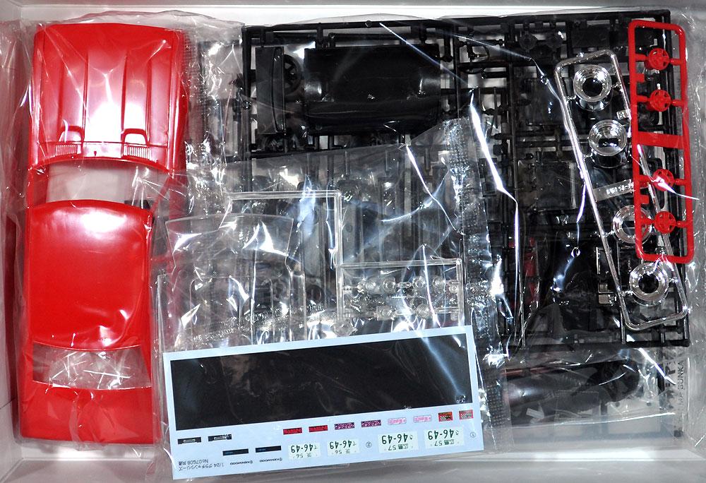 ケンメリ 4Dr (GC110)プラモデル(アオシマ1/24 グラチャン シリーズNo.007)商品画像_2