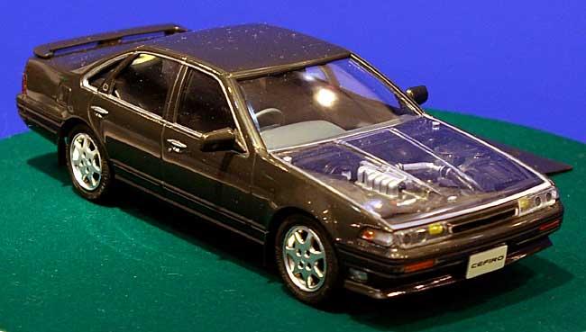 A31 セフィーロ アテーサ クルージング '90 中期型 (エンジン付)プラモデル(アオシマ1/24 ザ・ベストカーGTNo.015)商品画像_1