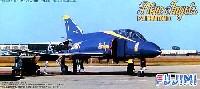 フジミAIR CRAFT (シリーズF)F-4J ファントム 2 ブルーエンジェルス