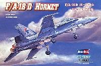ホビーボス1/72 エアクラフト プラモデルF/A-18D ホーネット