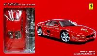 フジミ1/24 リアルスポーツカー シリーズ (SPOT)フェラーリ F355 ベルリネッタ 1997 ワールドツアー仕様