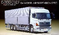 アオシマ1/32 ヘビーフレイト シリーズ日野プロフィア 2004年モデル エアサス仕様