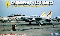 フジミ1/48 AIR CRAFT(シリーズS)F-14A トムキャット VF-142 ゴーストライダース (1976/1977)