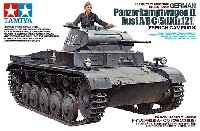 タミヤ1/35 ミリタリーミニチュアシリーズドイツ 2号戦車 A-C型 (フランス戦線)