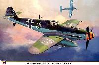 ハセガワ1/32 飛行機 限定生産メッサーシュミット Bf109G-10 夜間戦闘機