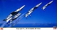 川崎 T-4 ブルーインパルス 2008
