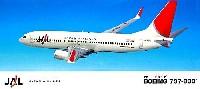 ハセガワ1/200 飛行機シリーズ日本航空 ボーイング 737-800