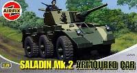 エアフィックス1/76 ミリタリーサラディン Mk.2 装甲車