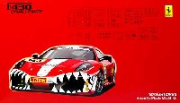 フジミ1/24 リアルスポーツカー シリーズ (SPOT)フェラーリ F430 チャレンジ フェラーリ チャレンジ ゼッケン No.144