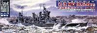米国海軍 重巡洋艦 CA-32 ニュー・オリンズ 1942 (エッチングパーツ付)