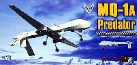プラッツ1/72 プラスチックモデルキット無人攻撃機 MQ-1A