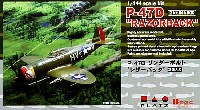 P-47D サンダーボルト レザーバック (2機セット)