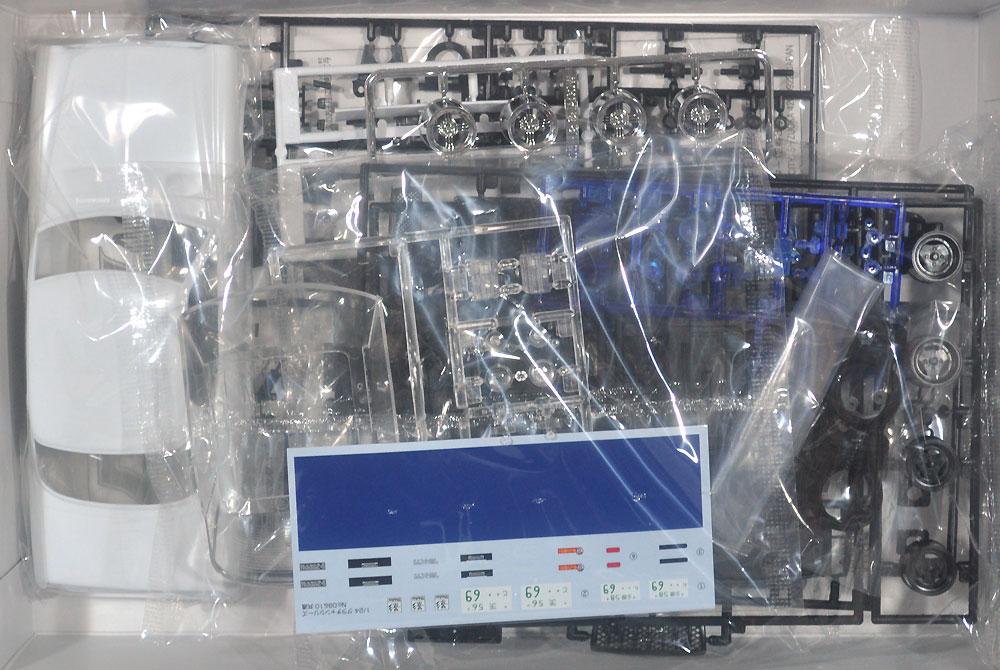 41 チェイサー (MX41)プラモデル(アオシマ1/24 グラチャン シリーズNo.010)商品画像_2